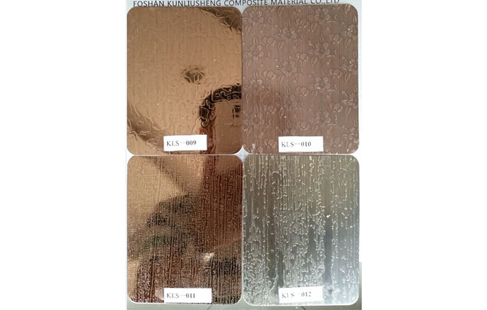 Mirror Color Stainless Steel Sheet