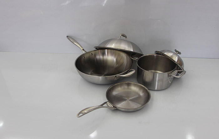 Stainless Steel 3 Ply (Raw Materials)