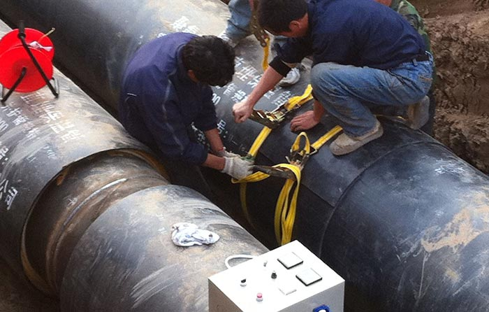 Pipeline Clad Steel