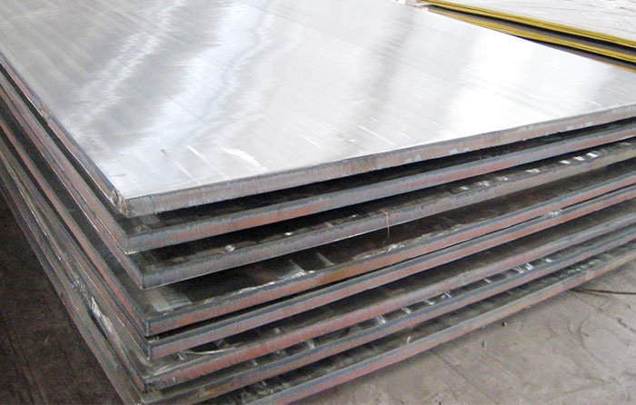 Hot Rolled Stainless Steel Clad Plate