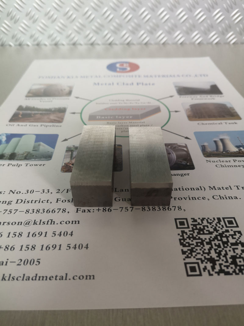Stainless Steel Clad Plate China