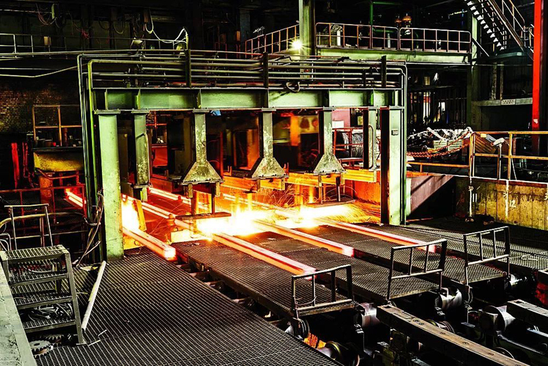 U.S. Steel Restarted Alabama Production Line