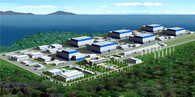 Sino-Russian General Contract For Units 3 And 4 Of Xudabao Nuclear Power Station