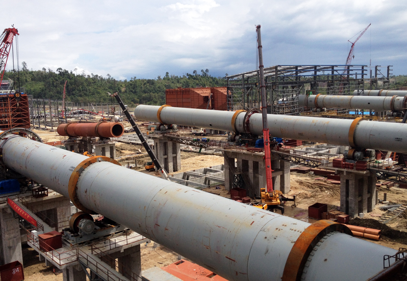 Wanatiara Persada Rail Plant: $600 Million to be Operational by the end of the year