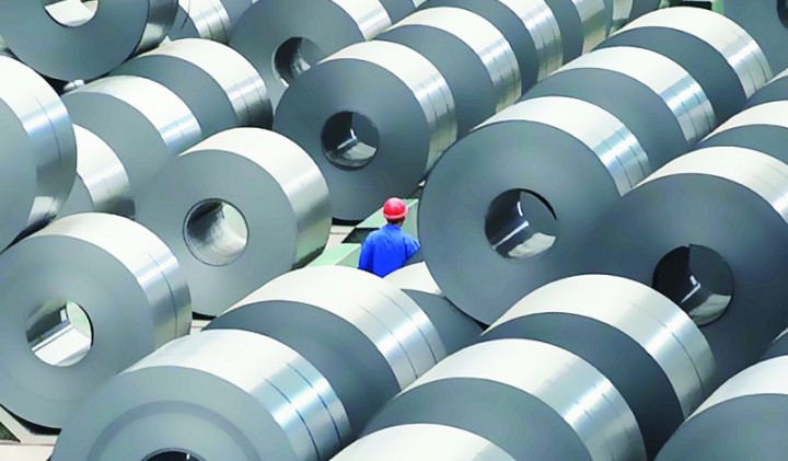 Stainless steel sales in India JSHL first quarter of fiscal year 2019/2020 fell by approximately 10.9%