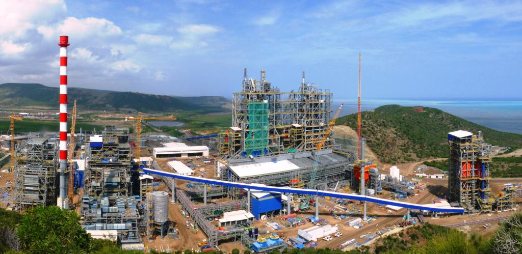 Indonesia newly opened Pt ATS nickel smelter has an annual output of 144000 tons