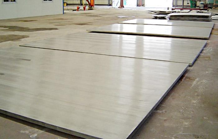 Titanium Clad Steel Plate