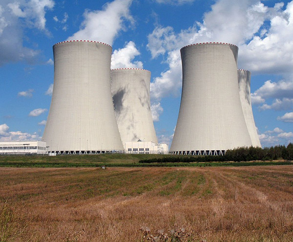 Nuclear-power-plant-chimney-4