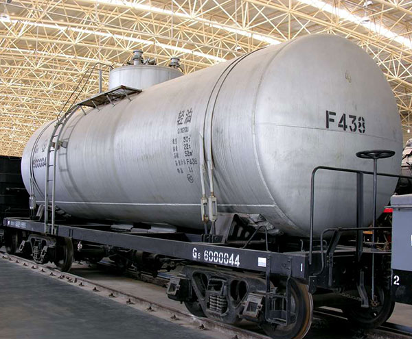 Storage Tank Locomotive