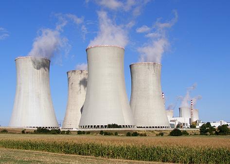 Power Plant Chimney Lining
