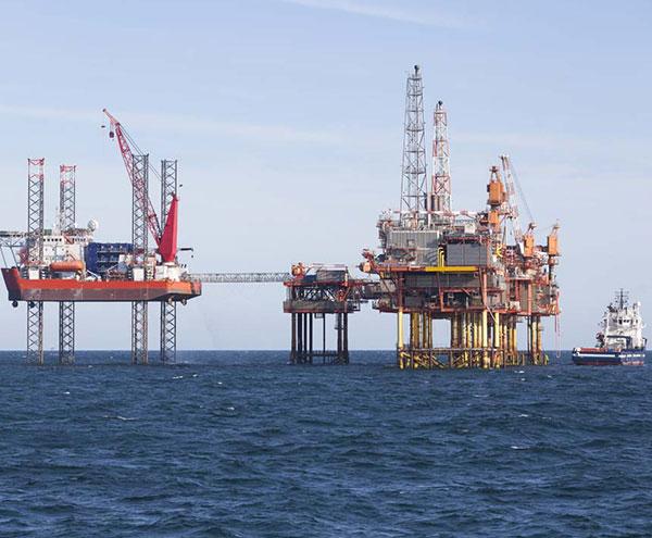 Offshore Drilling Platform-2
