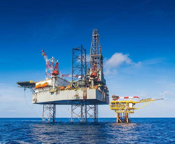 Offshore Drilling Platform-3