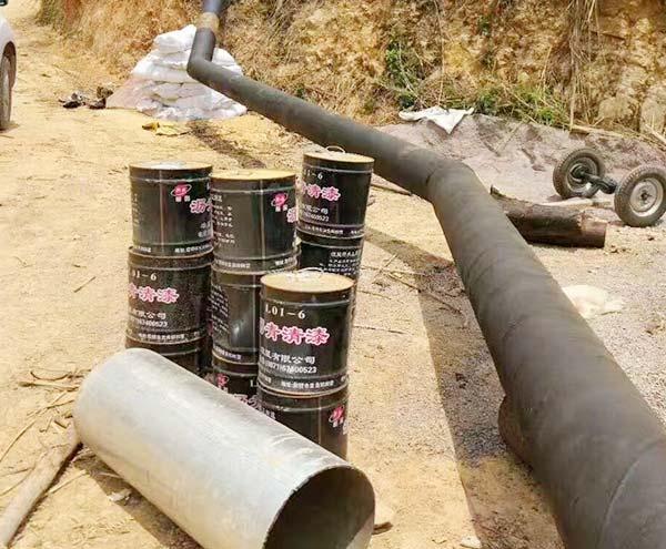 Pipeline Construction-3
