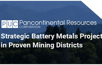 Pancon Announces That It Has Started Drilling For The Canadian Nickel, Cobalt and Copper Montakam Projects