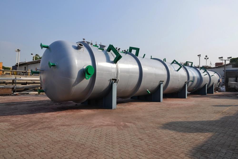 Huge Pressure Vessel