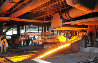 Castle Peak Indonesia's Latest Progress In Ironmaking Project, Blast Furnace Hot Blast Stove Top Sealing!