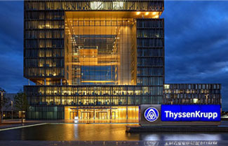 ThyssenKrupp Plans To Split Into Two Separate Listed Companies