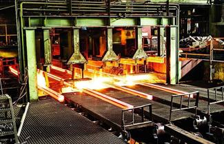 U.S. Steel Restarted Alabama Production Line