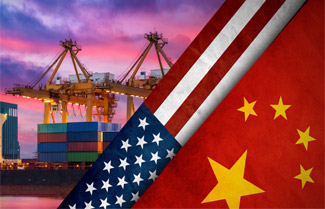 General Administration of Customs: The total value of Sino-US trade fell by 9% in the first half of the year